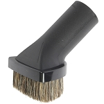 Standard Dust Brush with Natural Fill Black