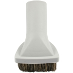 Standard Dust Brush with Natural Fill Gray