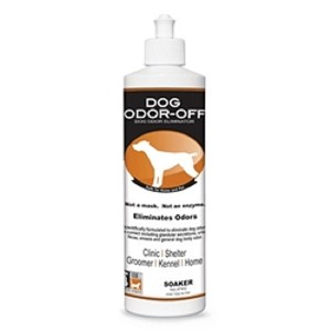 Thornell Dog Odor-Off Soaker